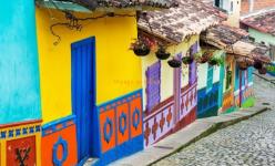Colombie en voyage de noces